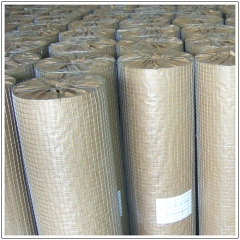 Galvanized welded wire mesh;  Galvanized welded mesh