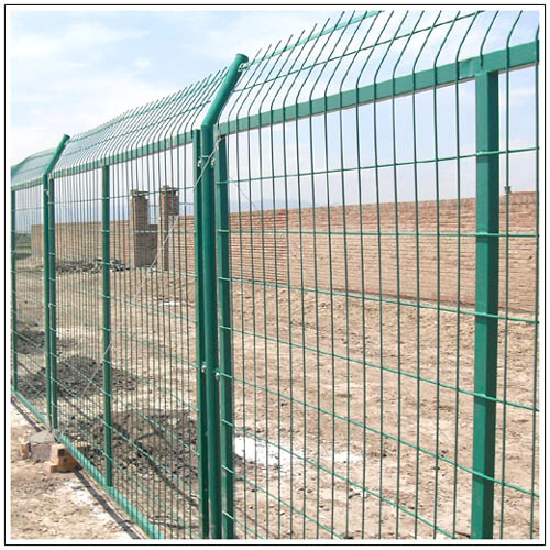 welded wire mesh and fence