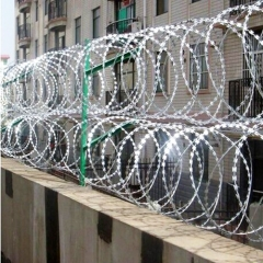 Razor barbed wire,Razor barbed wire-Razor wire,Barbed wire